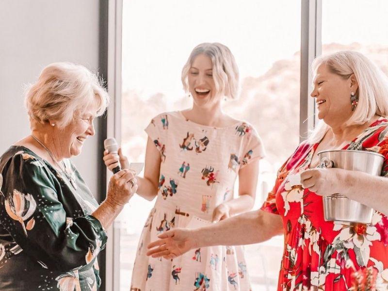2018 ISTG Bravo Award Winner Jane Holmes